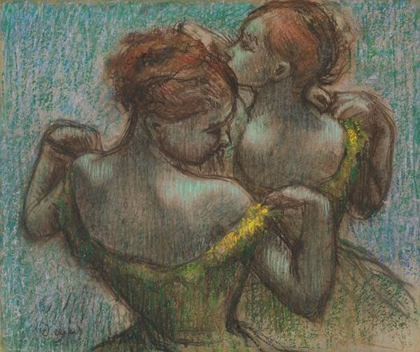 Painting by French Impression Painter - Edgar Degas
